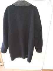 Damen Trachten Woll Jacke Grau