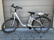 Kaum gebrauchtes E-Bike Marke Kalkhoff