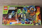 Lego Power Miners - Monster-Gefängnis Nr