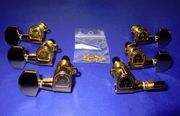 Vergoldete Schaller Mechaniken