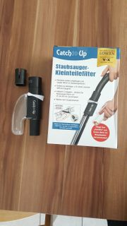catch up Staubsauger Zubehör Filter