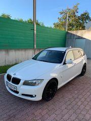 BMW 318d E91 143 PS