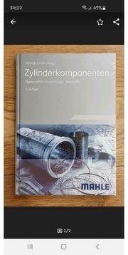 Zylinderkomponenten Buch Mahle NEU