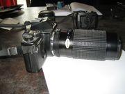 Minolta XD 7 Spiegelreflexkamera