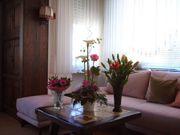 Hochwertige Esszimmer-Möbel Couches und Lampen