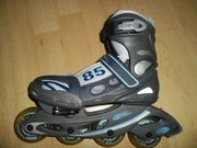 Inline Skates verstellbar Gr 34-36