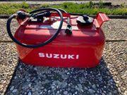 Aktion Wochenende Bootstank 15L Suzuki