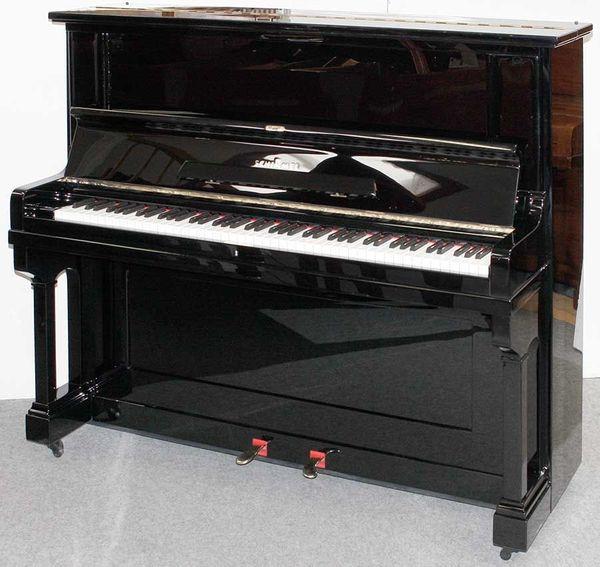 Klavier Schimmel 131 schwarz poliert