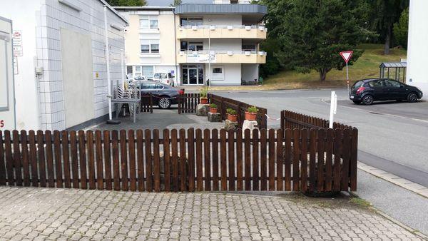 Kronach Rodacher Str Imbiss Standplatz