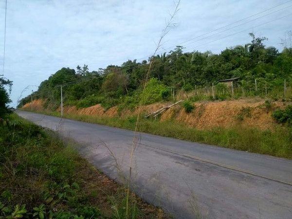 Brasilien 1660 Ha Grundstück in