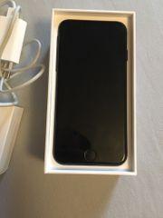 iphone 7 diamantschwarz 64GB mit