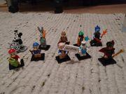 Legofiguren - verschiedene Charaktere