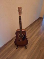 Gitarre Art Lutherie Dreadnought Antique
