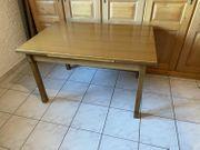 Echtholz Tisch Esszimmertisch ausziehbar