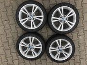 BMW Winterräder Doppelspeiche 385 Winterreifen