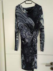 Kleid von Desigual - Grautöne