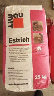 Estrich 25 kg
