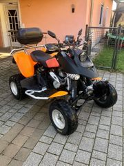 Can Am Bombardier DS 650