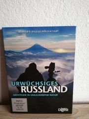 3 DVD 1CD Russland Readers