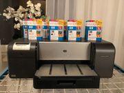 Tintenstrahldrucker HP PhotosmartPro B9180