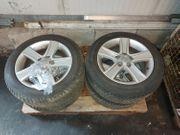 4 Alufelgen mit Reifen Mazda