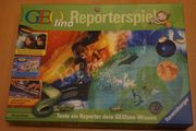 GEOlino Reporterspiel Brettspiel für Kinder