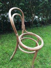Thonet Stühle in gutem Zustand -