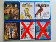 Blu-rays versch Titel
