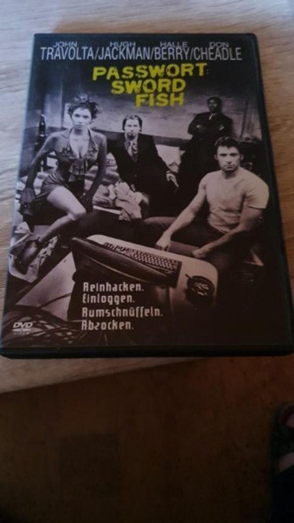 DVD mit Travolta