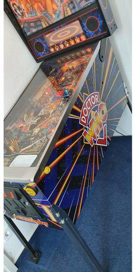 Spiele, Automaten - Bally Flipper Pinball Doctor Dr