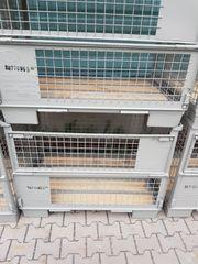 Gitterboxen zu verkaufen
