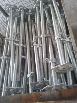 Sonstiges Material für den Hausbau - 118 m² gebrauchtes Alu Gerüst