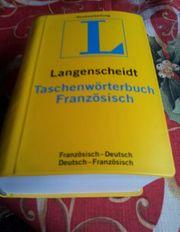 Wörterbuch Französisch Langenscheidt