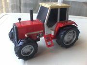 Spielzeugauto - Landwirtschaft - Traktor - Bulldog - markenlos -