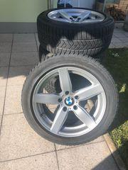 Felgen mit Reifen TTBS 8Jx17EH2