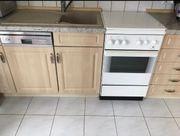 Küche 2 x 240cm mit