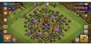 clash of clans account town10