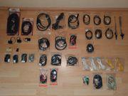 Cinchkabel Scartkabel LAN Kabel Antennenkabel