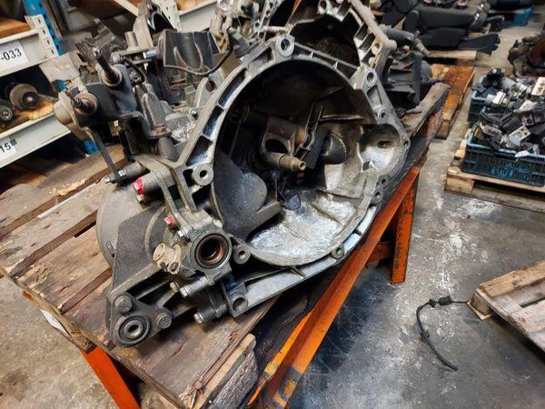 5-Gang-Getriebe Fiat Ducato 2 8