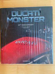 Ducati Monster Buch Neu