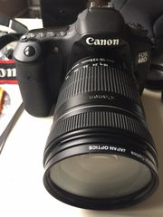 Canon EOS 60D EF-S 18-135mm