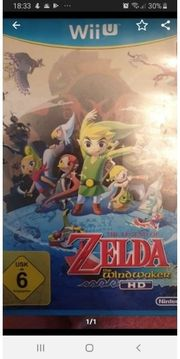 Zelda Windwaker HD