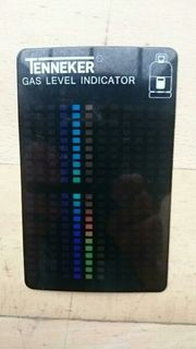 Tenneker Gas Level Indicator