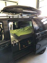 Schlafsystem für Camping-Bus