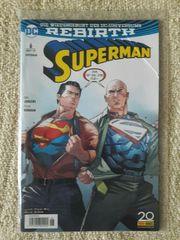 Panini DC Superman Comic Heft