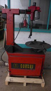 Corghi A2002 Reifenmontiermaschine