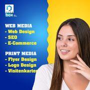 Webdesign und SEO Optimierung vom
