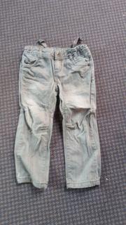 Jeans Hose Größe 102 gebraucht