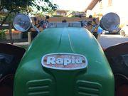 Rapid 606 - Einachsschlepper Oldtimer