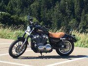 Harley Davidson Sportster 883 schwarz